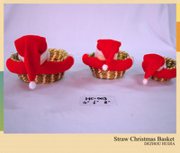 New Arrival Handmade Natural Christmas Table Ornament For Promotion