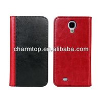 Luxury Design Leather Phone Case For Samsung Galaxy S4