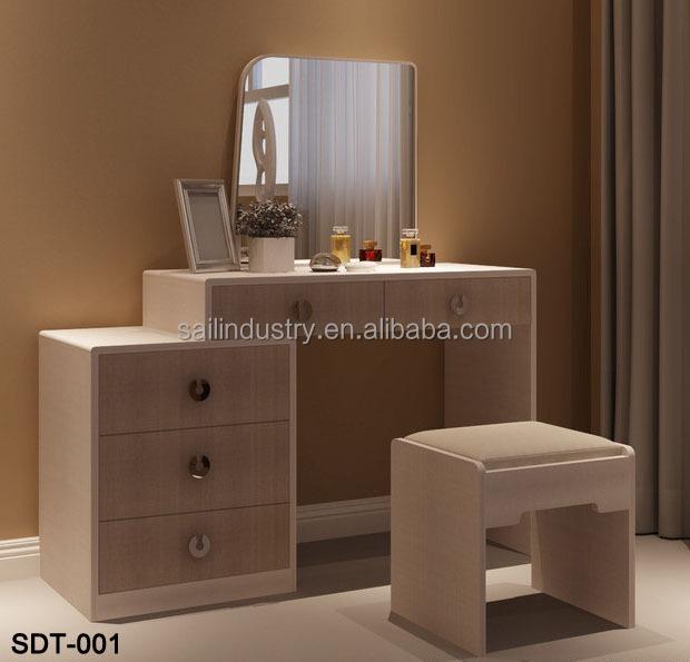 Tocadores modernos for Dormitorios de madera modernos