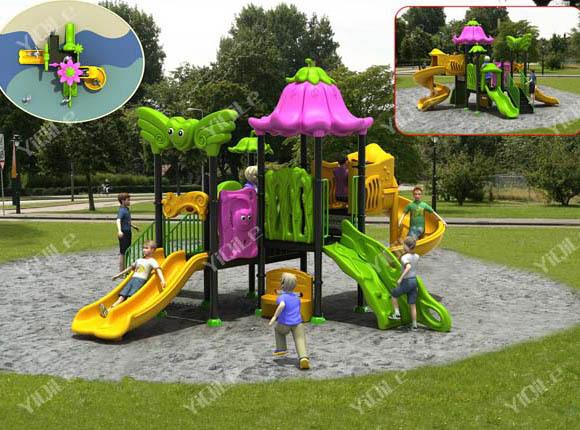 Fabrication professionnelle équipements de jeux d'attractions pour enfants