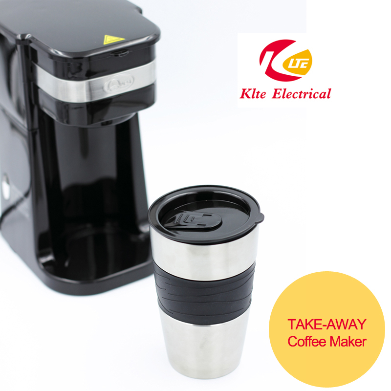 Single Cup Coffee Maker Travel Mug : Single Cup Coffee Maker With 15-oz Vacuum Travel Mug - Buy Electric Travel Coffee Maker,1 Cup ...