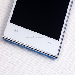 Cheapest 5.0 Inch 3G MTK6582 Dual Sim cards IPS Screen 3G Best quality mobile phone