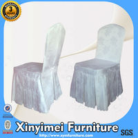 Durable And Easy To Clean Cheap Polyester Chair Cover For Restaurant XYM-09