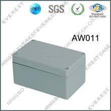 Small aluminium enclosure Waterproof Junction box with IP67