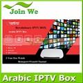 البث التلفزيوني عبر الانترنت مربع التلفزيون الذكية العربيةآلة q9 قنوات باللغة العربية وتركيا وفرنسا morogo جيئة وذهابا