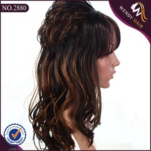 human hair ladies wigs mumbai for wholesales
