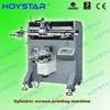 One color screen coffee mug printing machine semi automatic operate