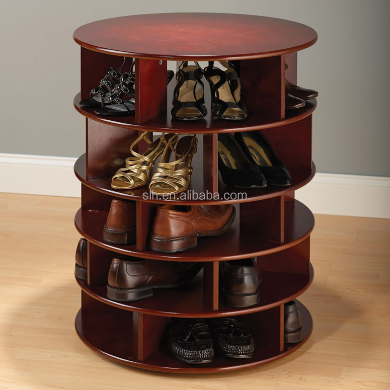 Lazy Susan Shoe Rack 1 Car Interior Design