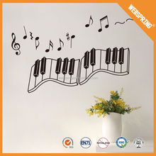 Hot sale decorative indoor wall sticker at custom size