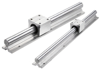 Good service factory long life ERSK linear guide rail for aircraft flaps and loading equipment