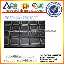 XC3042A-7PQ100I electronic components componentes electrónicos