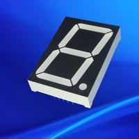 "Red single digit 1.5 inch led 7 segment led display 1.5"""