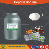 Good pharmaceutical companies supply high quality Heparin Sodium powder for Heparin Sodium injection with USP standard
