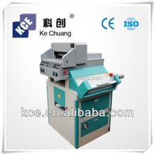High precision album book binding machinery for sale, all in one photo album making machine