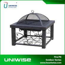 outdoor fire pit table/fire pit table ,Fire Pit Table With Ceramic Tiles
