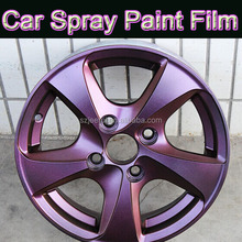 decorate Car dip coating film rubber spray paint for car rim body inside outside fabric metal glass Multi-purpose Coating