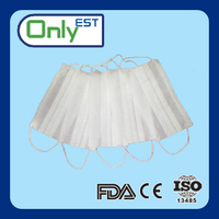 PP25G+25G+25G disposable 3-ply surgical face mask (for japanese market)