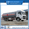 SINO HOWO 6X4 18000L chemical liquid transport truck