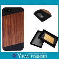 High quanlity custom real wooden phone cases,Phone Case cover for iphone 5s