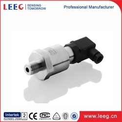 field mounted capacitance type smart pressure transmitter