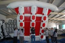 inflatable raft flight