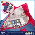 Ggit universal saco do telefone celular, telefone celular saco de transporte