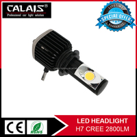 2015 New Arrival h7 led headlights Auto h7 led canbus Non-polarity led headlight kit