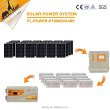 High quality best selling products 10kva solar system 220v price in pakistan