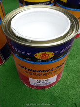 Car Refinishing 2K Solid Color Coating