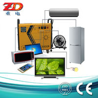 high efficiency off- grid solar power generator system for home use