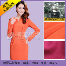 Nylon Rayon knitted Roma Fabric for dress