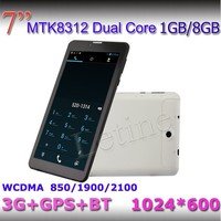 Dual Core 1024*600 Free sample tablet pc 7 inch city call android phone tablet pc