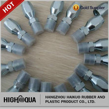 High Performance Certificated Alibaba Suppliers Air Conditioning Hose Pipe Fitting