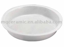 7 inch ceramic pie plate