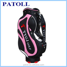 Alibaba china wheeled custom popular custom stands for golf bags