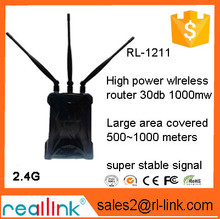 2015 wireless-n router repeater poe ap high power 300mbps wifi router module wireless 802.11n2.4ghz 2t3r1500mw wireless router