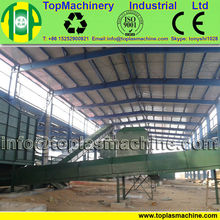 city waste recycling machine | municipal garbageprocessing system | domestic waste processing good price