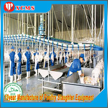 hala chicken meat processing equipment
