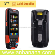 """Original 4"""" wifi gprs 3g mobile data terminal for package t"""