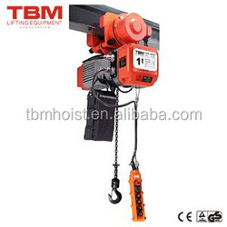 Electric Chian Hoist With Trolley SHH-AM hoist with monorail trolley hoist with monorail trolley electric hoist