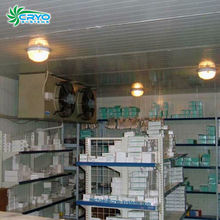 two monoblock units pharmaceutical cold storage, pharmaceutical cold stores, vccine cold storage