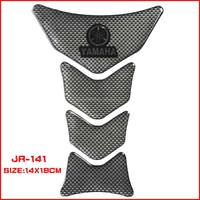 epoxy motorcycle sticker tank pad for Yamaha R1/R6 YZF-R1/R6 XJR1300 XJ6 125
