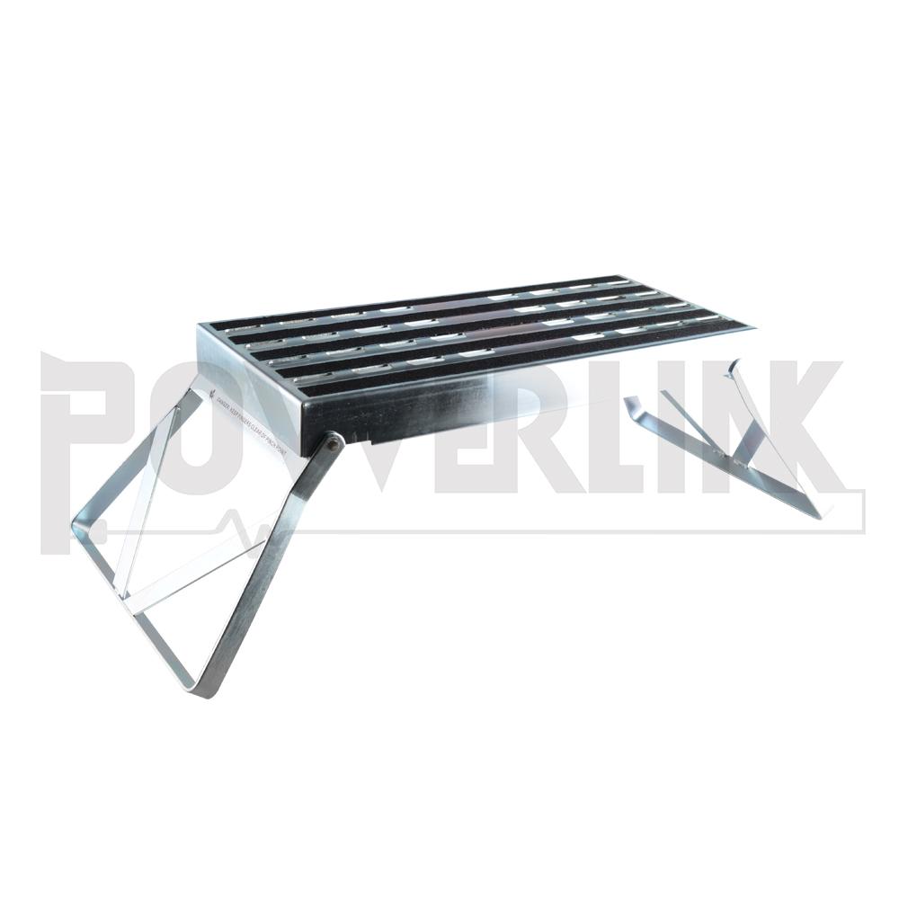 J100593 Rv Extra Step Folding Adjustable Safety Step For
