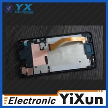 Factory outlet full lcd display touch screen digitizer for htc one m7 801e 801n with frame, for htc desire 816 lcd pantalla