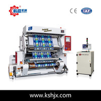 Defects inspection machine after printing quality certified automatic High-speed Rewinding Machine rewinder