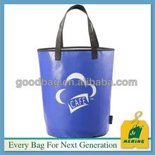 MJSNB02 promotional pp laminated non woven tote shopping bag made in guangzhou,china