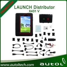 Super Android system Based X-431 V from Launch Authorized Distributor Launch X431 V equal to X431 Pro