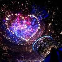 2015 LED Cosmos Star Master Sky Starry Night Projector Light Lamp good Gift Nightlights Gifts/star mastar sky