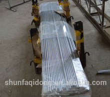 S45C Induction Harden Chrome Plated Steel Bar