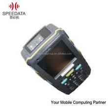 New Rugged handheld Industrial android smart phone gsm barcode scanner